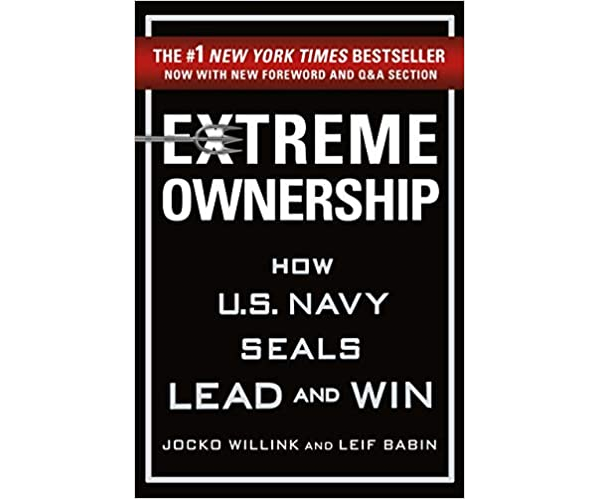 Nicholas Ayala Recommended Book: Extreme Ownership by Jacko Willink and Leif Babin