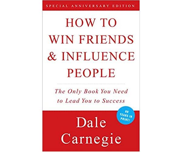 Nicholas Ayala Recommended Book: How to Win Friends and Influence People by Dale Carnegie