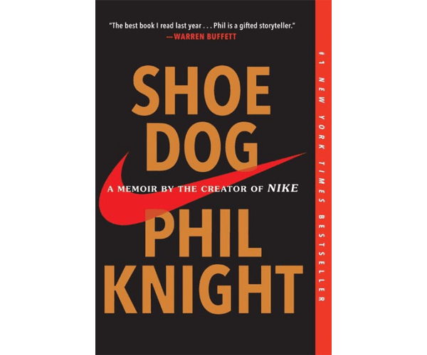 Nicholas Ayala Recommended Book: Shoe Dog: A Memoir by the Creator of Nike