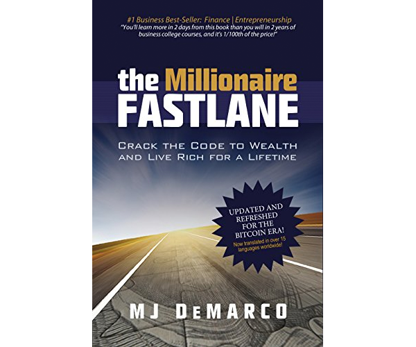 Nicholas Ayala Recommended Book: The Millionaire Fastlane by MJ DeMarco