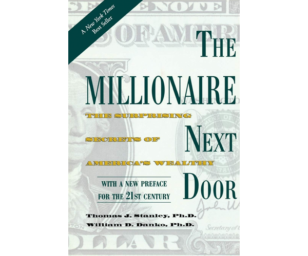 Nicholas Ayala Recommended Book: The Millionaire Next Door by Thomas Stanley and William Danko