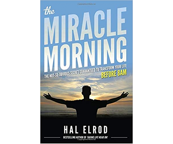 Nicholas Ayala Recommended Book: The Miracle Morning by Hal Elrod