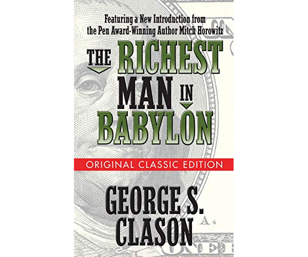 Nicholas Ayala Recommended Book: The Richest Man in Babylon by George Clason