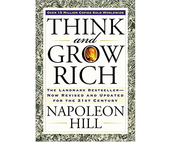 Nicholas Ayala Recommended Book: Think and Grow Rich by Napoleon Hill