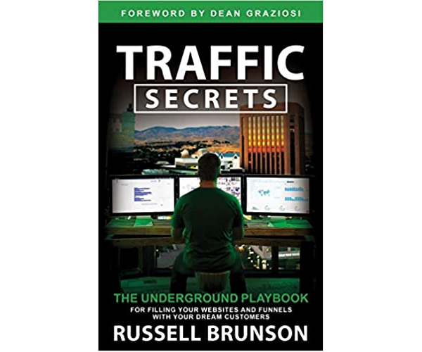 Nicholas Ayala Recommended Book: Traffic Secrets by Russel Brunson