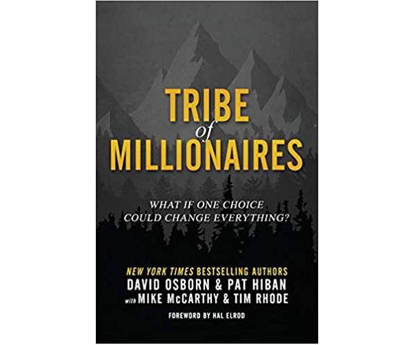 Nicholas Ayala Recommended Book: Tribe of Millionaires by David Osborn & Pat Hiban