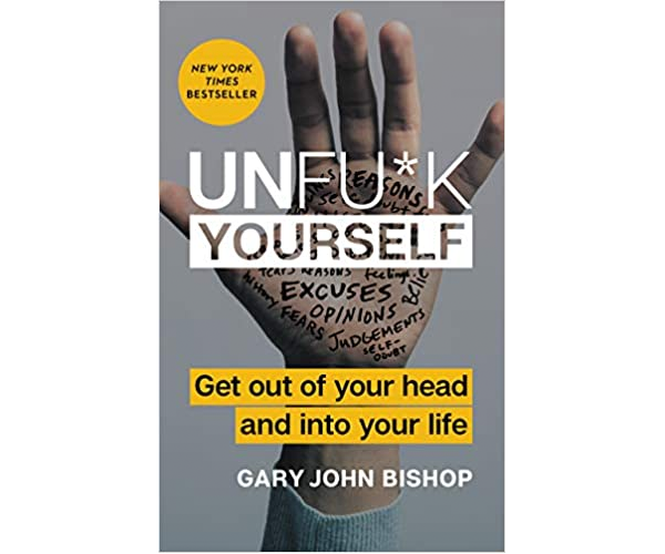 Nicholas Ayala Recommended Book: Unfu*k Yourself by Gary John Bishop