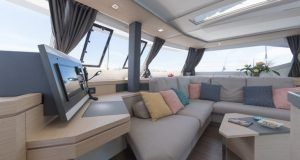 Catamaran Charter Croatia Fountaine Pajot Saona 47
