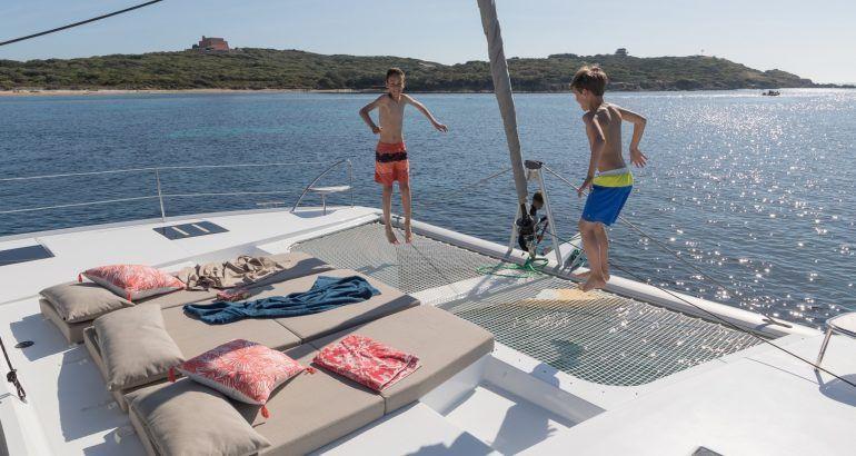 Catamaran Charter Croatia Fountaine Pajot Saona 47