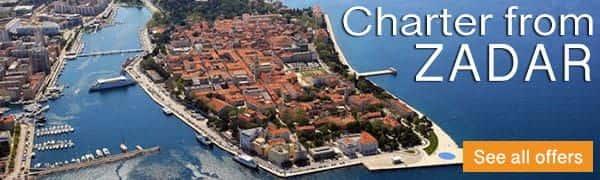 Catamarans Zadar