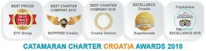 Best Catamaran Charter Croatia large