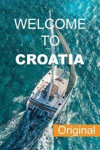 Welcome to Croatia on Catamaran mobile