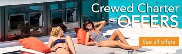 Fully Crewed Catamaran Charter Croatia