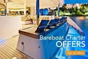 Catamaran Charter Croatia no crew bareboat