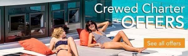 Fully crew rental multihull