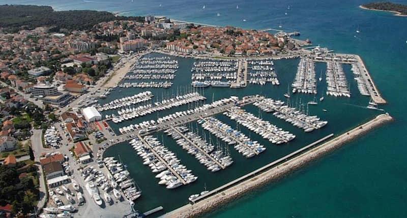 Biograd na moru Catamaran charter Croatia