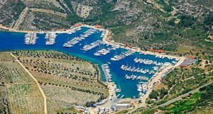 primosten marina Catamaran charter Croatia