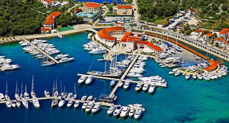 Rogoznica marina Catamaran charter Croatia