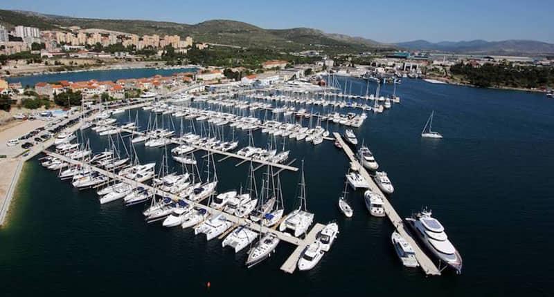sibenik marina Catamaran charter Croatia