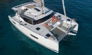 Astréa 42 Catamaran Charter Croatia