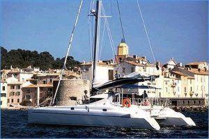 Fountaine Pajot Athena 38 Catamaran Charter Croatia