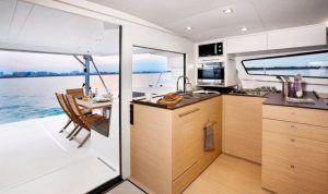 Bali 4.5 Catamaran Charter Croatia