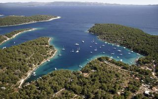 Catamaran Charter Croatia islands