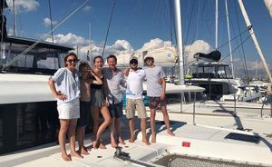 Catamaran Charter Croatia clients