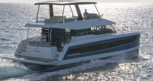 Fountaine Pajot MY 44 Power Catamaran Charter Croatia