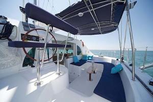 Lagoon 380 Catamaran Charter Croatia