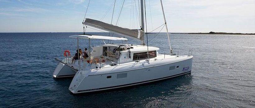 Lagoon 380 s2 Catamaran Charter Croatia