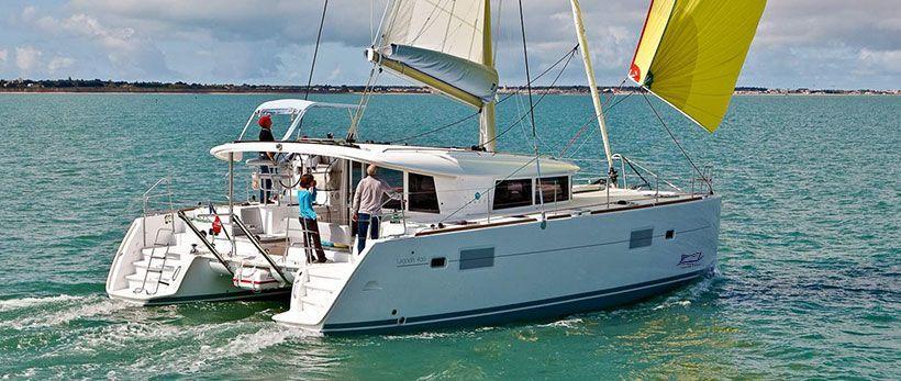Lagoon 400 Catamaran Charter Croatia