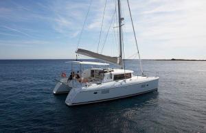 Lagoon 420 CatamarLagoon 420 Catamaran Charter Croatia