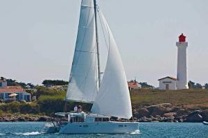Lagoon 4Lagoon 450 Catamaran Charter Croatia