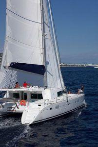 Lagoon 500 Catamaran Charter Croatia
