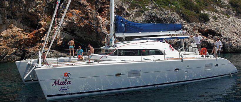 Lagoon 570 Catamaran Charter Croatia