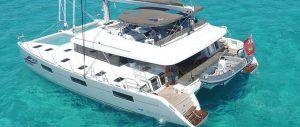 Lagoon 620 Catamaran Charter Croatia
