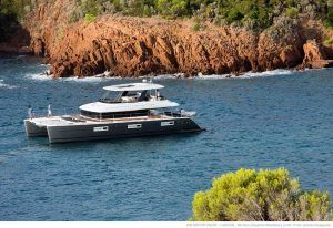 Lagoon 630 MY Power Catamaran Charter Croatia