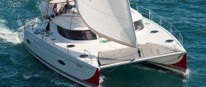 Fountaine Pajot Lipari 41 Catamaran Charter Croatia