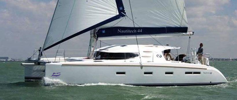 Nautitech 44 Catamaran Charter Croatia