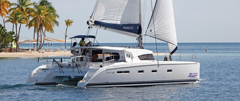 Nautitech 441 Catamaran Charter Croatia