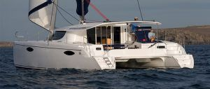 Fountaine Pajot Orana 44 Catamaran Charter Croatia
