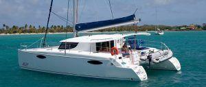 Fountaine Pajot Orana 44 Catamaran Charter Croatia