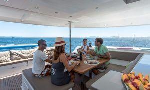 Fountaine Pajot Saba 50 Catamaran Charter Croatia