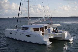 Fountaine Pajot Salina 48 Catamaran Charter Croatia