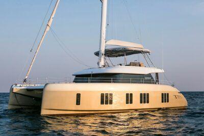 Sunreef 50 Catamaran Charter Croatia Original 1