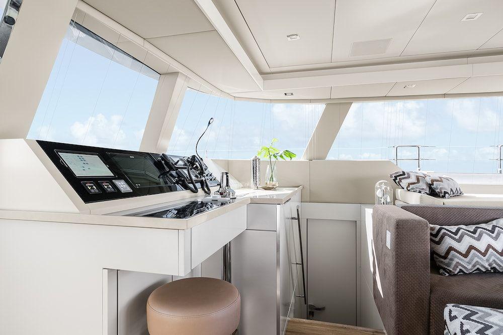 Sunreef 50 Catamaran Charter Croatia Original 13
