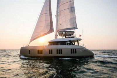 Sunreef 50 Catamaran Charter Croatia Original 2