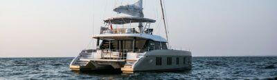 Sunreef 50 Catamaran Charter Croatia Original 24