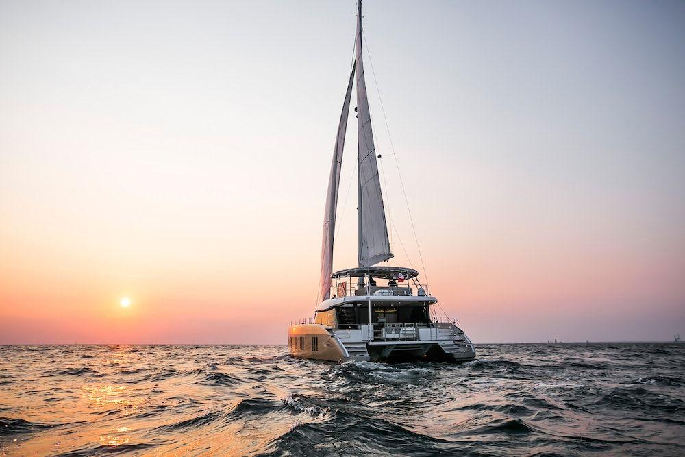 Sunreef 50 Catamaran Charter Croatia Original 7